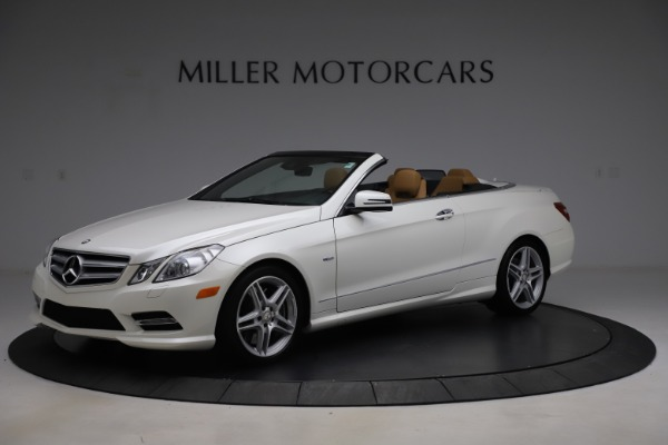 Used 2012 Mercedes-Benz E-Class E 550 for sale $29,990 at Alfa Romeo of Greenwich in Greenwich CT 06830 1