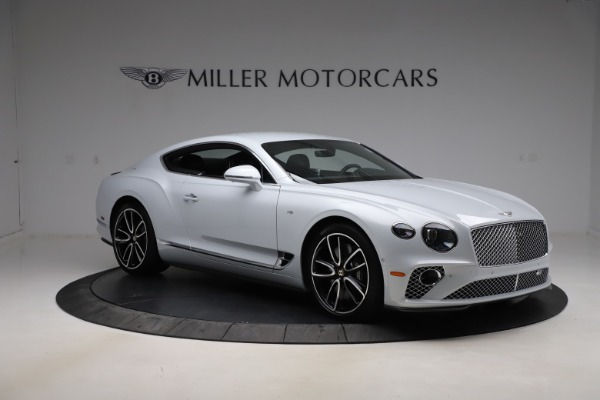 New 2020 Bentley Continental GT V8 for sale $283,430 at Alfa Romeo of Greenwich in Greenwich CT 06830 11