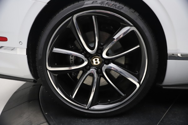 New 2020 Bentley Continental GT V8 for sale $283,430 at Alfa Romeo of Greenwich in Greenwich CT 06830 14