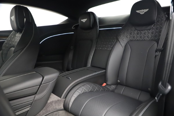 New 2020 Bentley Continental GT V8 for sale $283,430 at Alfa Romeo of Greenwich in Greenwich CT 06830 19