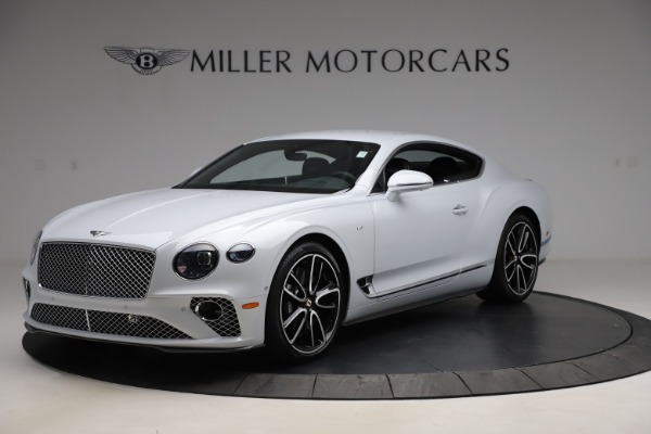 New 2020 Bentley Continental GT V8 for sale $283,430 at Alfa Romeo of Greenwich in Greenwich CT 06830 2