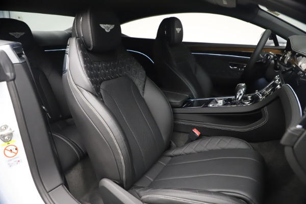 New 2020 Bentley Continental GT V8 for sale $283,430 at Alfa Romeo of Greenwich in Greenwich CT 06830 23