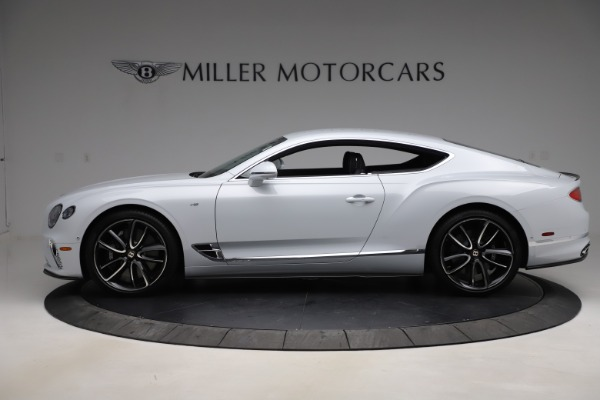 New 2020 Bentley Continental GT V8 for sale $283,430 at Alfa Romeo of Greenwich in Greenwich CT 06830 3