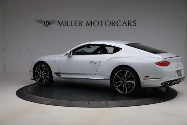 New 2020 Bentley Continental GT V8 for sale $283,430 at Alfa Romeo of Greenwich in Greenwich CT 06830 4