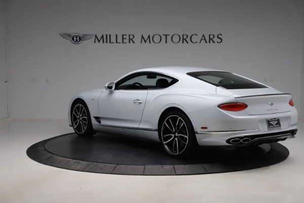 New 2020 Bentley Continental GT V8 for sale $283,430 at Alfa Romeo of Greenwich in Greenwich CT 06830 5