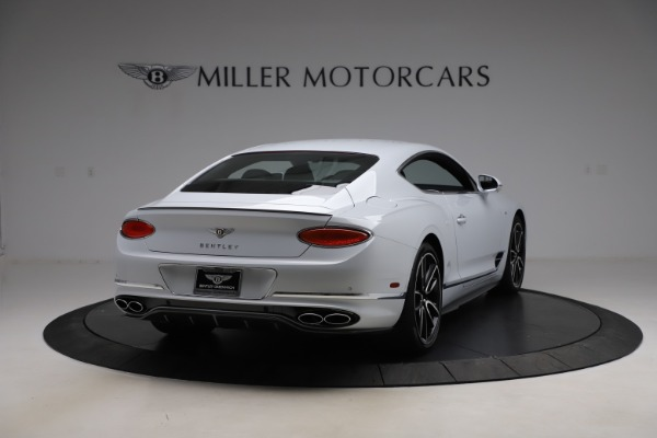 New 2020 Bentley Continental GT V8 for sale $283,430 at Alfa Romeo of Greenwich in Greenwich CT 06830 7
