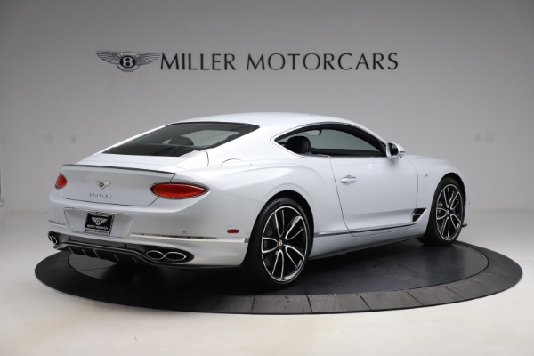 New 2020 Bentley Continental GT V8 for sale $283,430 at Alfa Romeo of Greenwich in Greenwich CT 06830 8