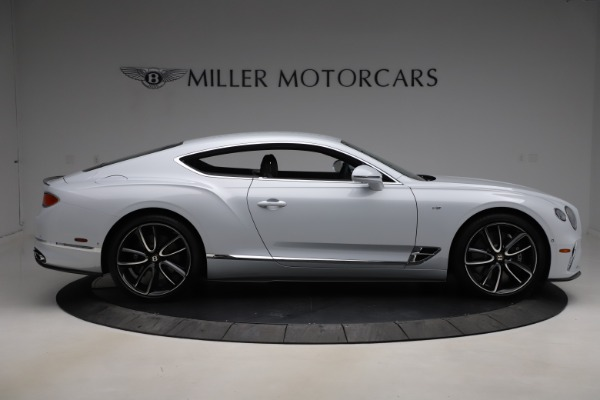 New 2020 Bentley Continental GT V8 for sale $283,430 at Alfa Romeo of Greenwich in Greenwich CT 06830 9