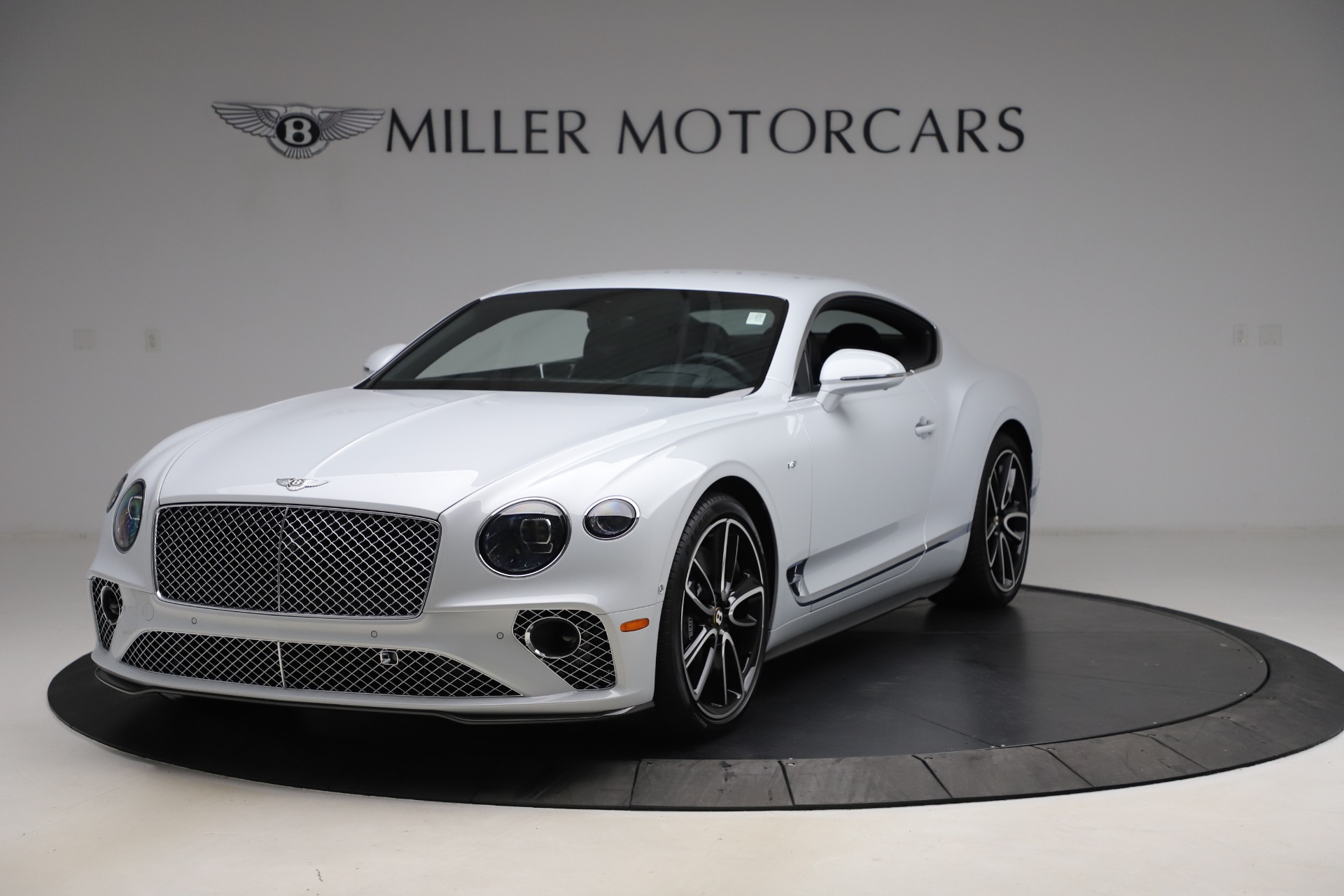 New 2020 Bentley Continental GT V8 for sale $283,430 at Alfa Romeo of Greenwich in Greenwich CT 06830 1