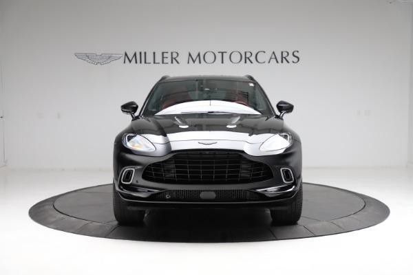 New 2021 Aston Martin DBX for sale $200,986 at Alfa Romeo of Greenwich in Greenwich CT 06830 11