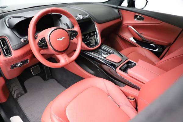 New 2021 Aston Martin DBX for sale $200,986 at Alfa Romeo of Greenwich in Greenwich CT 06830 13