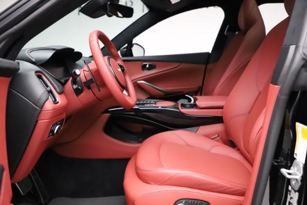 New 2021 Aston Martin DBX for sale $200,986 at Alfa Romeo of Greenwich in Greenwich CT 06830 14