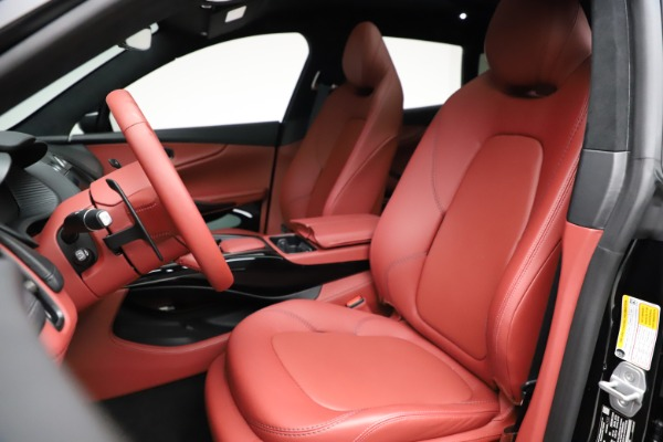 New 2021 Aston Martin DBX for sale $200,986 at Alfa Romeo of Greenwich in Greenwich CT 06830 15