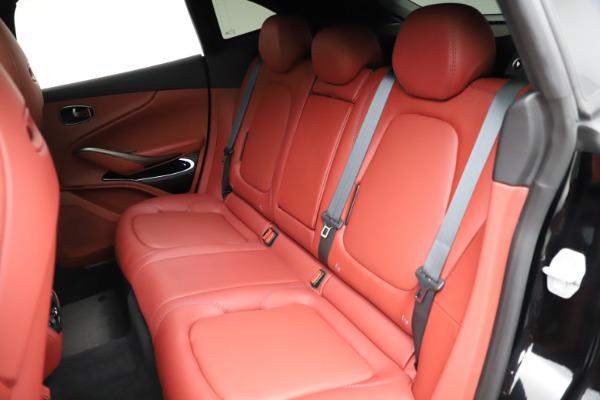 New 2021 Aston Martin DBX for sale $200,986 at Alfa Romeo of Greenwich in Greenwich CT 06830 18