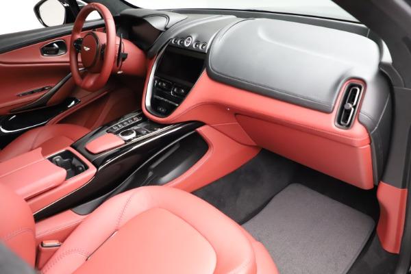 New 2021 Aston Martin DBX for sale $200,986 at Alfa Romeo of Greenwich in Greenwich CT 06830 19