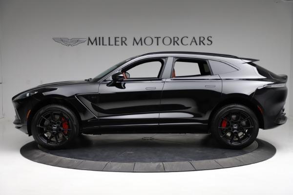 New 2021 Aston Martin DBX SUV for sale $200,986 at Alfa Romeo of Greenwich in Greenwich CT 06830 2