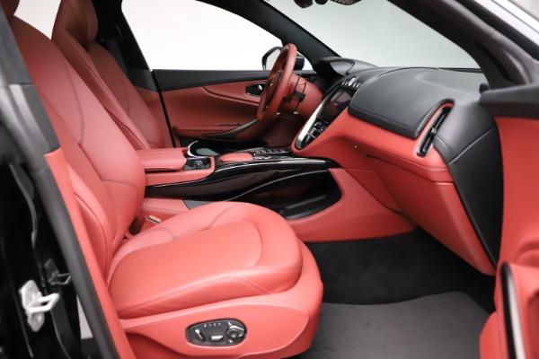 New 2021 Aston Martin DBX for sale $200,986 at Alfa Romeo of Greenwich in Greenwich CT 06830 20
