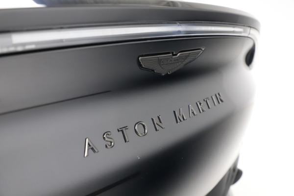 New 2021 Aston Martin DBX for sale $200,986 at Alfa Romeo of Greenwich in Greenwich CT 06830 22