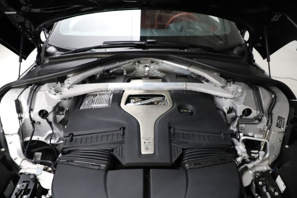 New 2021 Aston Martin DBX for sale $200,986 at Alfa Romeo of Greenwich in Greenwich CT 06830 25