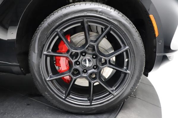 New 2021 Aston Martin DBX for sale $200,986 at Alfa Romeo of Greenwich in Greenwich CT 06830 27