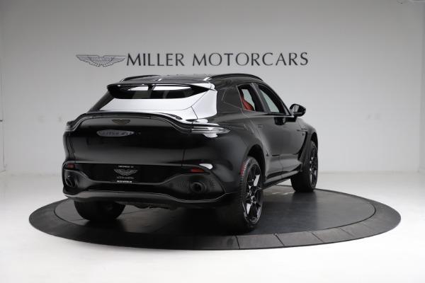 New 2021 Aston Martin DBX SUV for sale $200,986 at Alfa Romeo of Greenwich in Greenwich CT 06830 6