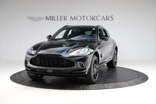 New 2021 Aston Martin DBX for sale $212,686 at Alfa Romeo of Greenwich in Greenwich CT 06830 12