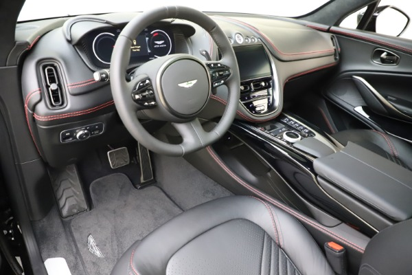 New 2021 Aston Martin DBX for sale $212,686 at Alfa Romeo of Greenwich in Greenwich CT 06830 14