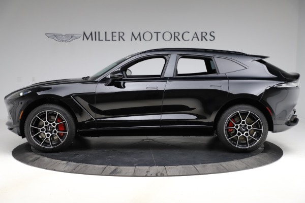 New 2021 Aston Martin DBX for sale $212,686 at Alfa Romeo of Greenwich in Greenwich CT 06830 2