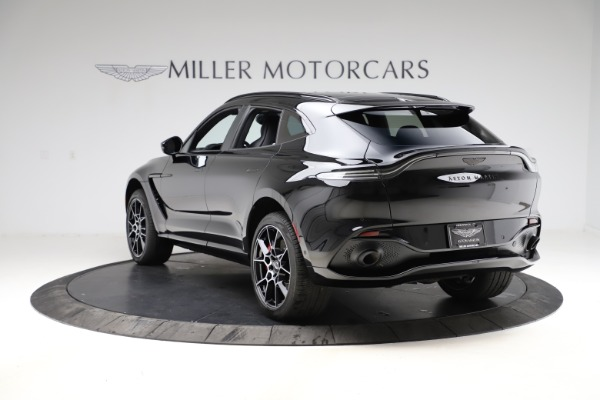 New 2021 Aston Martin DBX for sale $212,686 at Alfa Romeo of Greenwich in Greenwich CT 06830 4