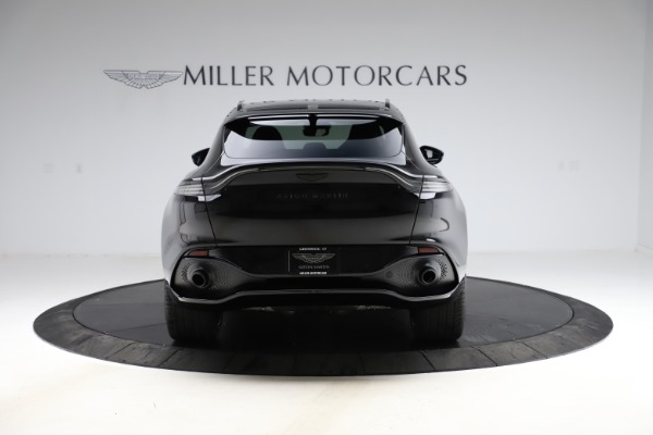 New 2021 Aston Martin DBX for sale $212,686 at Alfa Romeo of Greenwich in Greenwich CT 06830 5