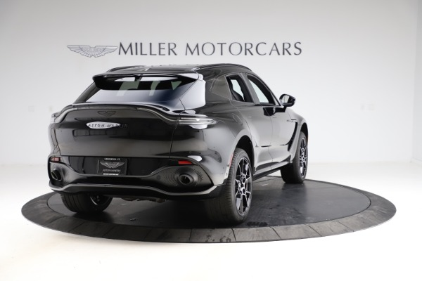 New 2021 Aston Martin DBX for sale $212,686 at Alfa Romeo of Greenwich in Greenwich CT 06830 6