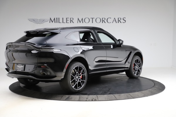 New 2021 Aston Martin DBX for sale $212,686 at Alfa Romeo of Greenwich in Greenwich CT 06830 7