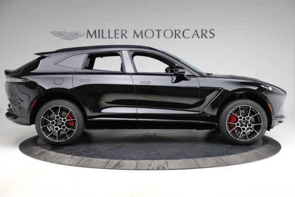 New 2021 Aston Martin DBX for sale $212,686 at Alfa Romeo of Greenwich in Greenwich CT 06830 8