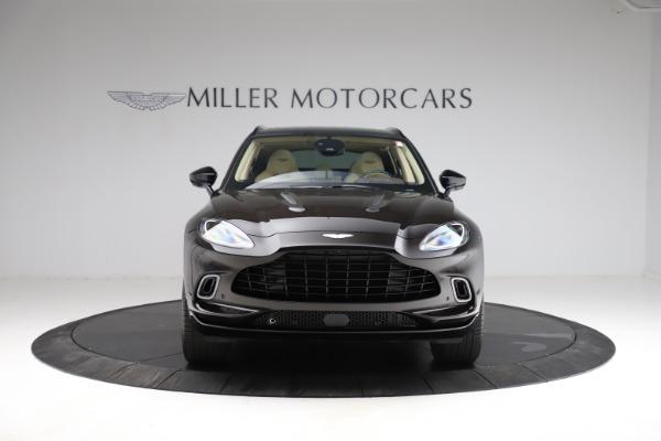 New 2021 Aston Martin DBX for sale $215,386 at Alfa Romeo of Greenwich in Greenwich CT 06830 11