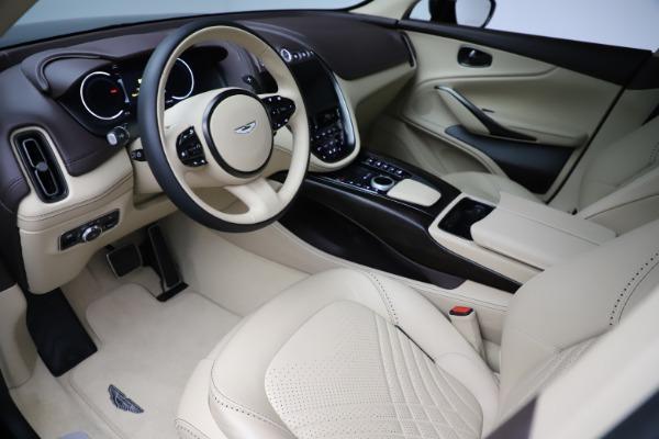 New 2021 Aston Martin DBX for sale $215,386 at Alfa Romeo of Greenwich in Greenwich CT 06830 14