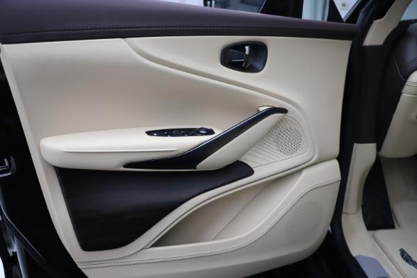 New 2021 Aston Martin DBX for sale $215,386 at Alfa Romeo of Greenwich in Greenwich CT 06830 17