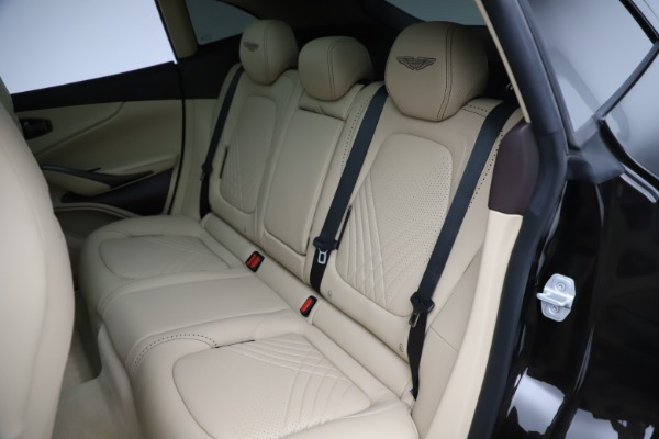 New 2021 Aston Martin DBX for sale $215,386 at Alfa Romeo of Greenwich in Greenwich CT 06830 20