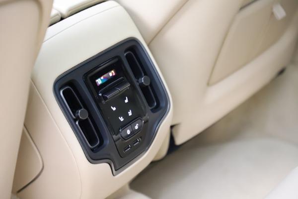New 2021 Aston Martin DBX for sale $215,386 at Alfa Romeo of Greenwich in Greenwich CT 06830 21