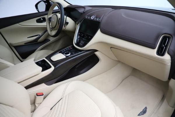 New 2021 Aston Martin DBX for sale $215,386 at Alfa Romeo of Greenwich in Greenwich CT 06830 22