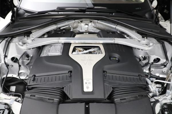 New 2021 Aston Martin DBX for sale $215,386 at Alfa Romeo of Greenwich in Greenwich CT 06830 27