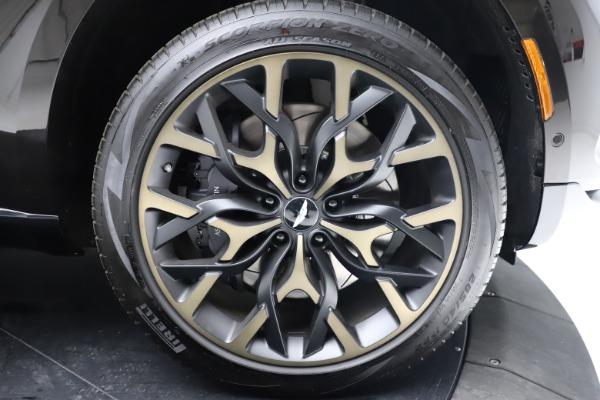New 2021 Aston Martin DBX for sale $215,386 at Alfa Romeo of Greenwich in Greenwich CT 06830 28