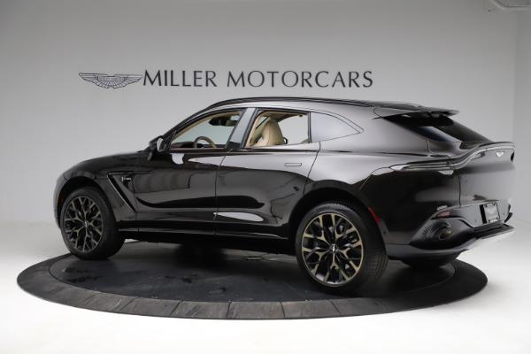 New 2021 Aston Martin DBX for sale $215,386 at Alfa Romeo of Greenwich in Greenwich CT 06830 3