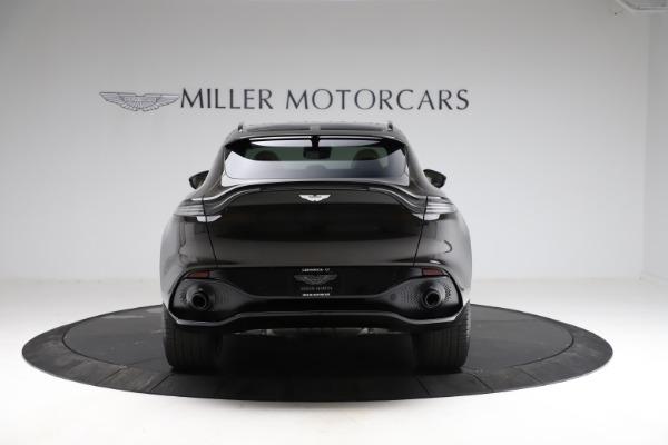 New 2021 Aston Martin DBX SUV for sale $215,386 at Alfa Romeo of Greenwich in Greenwich CT 06830 5