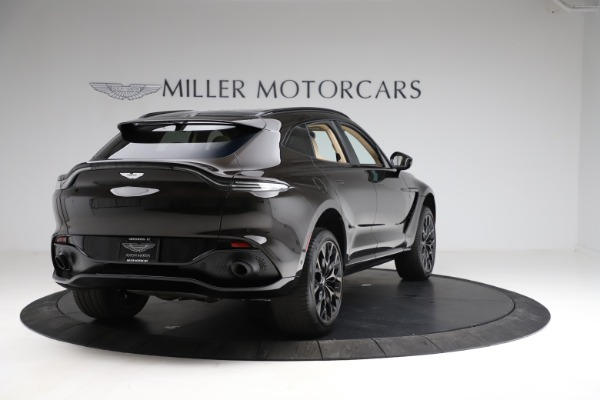 New 2021 Aston Martin DBX SUV for sale $215,386 at Alfa Romeo of Greenwich in Greenwich CT 06830 6
