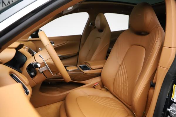 New 2021 Aston Martin DBX SUV for sale $221,386 at Alfa Romeo of Greenwich in Greenwich CT 06830 14