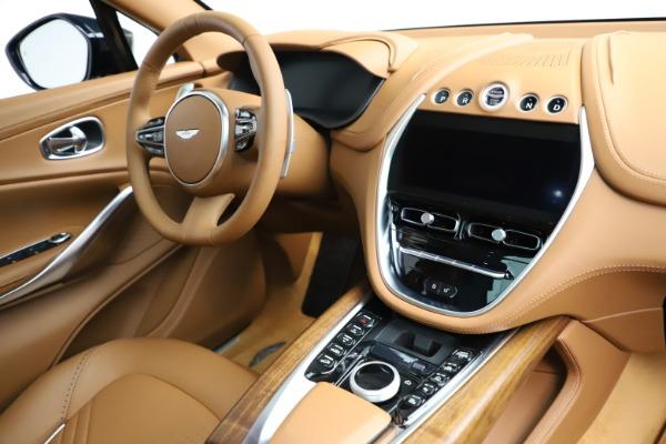 New 2021 Aston Martin DBX SUV for sale $221,386 at Alfa Romeo of Greenwich in Greenwich CT 06830 19