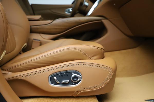 New 2021 Aston Martin DBX SUV for sale $221,386 at Alfa Romeo of Greenwich in Greenwich CT 06830 20