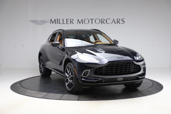 New 2021 Aston Martin DBX for sale $264,386 at Alfa Romeo of Greenwich in Greenwich CT 06830 10