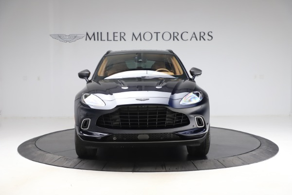 New 2021 Aston Martin DBX for sale $264,386 at Alfa Romeo of Greenwich in Greenwich CT 06830 11