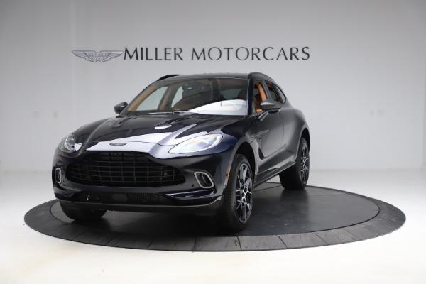 New 2021 Aston Martin DBX SUV for sale $264,386 at Alfa Romeo of Greenwich in Greenwich CT 06830 12